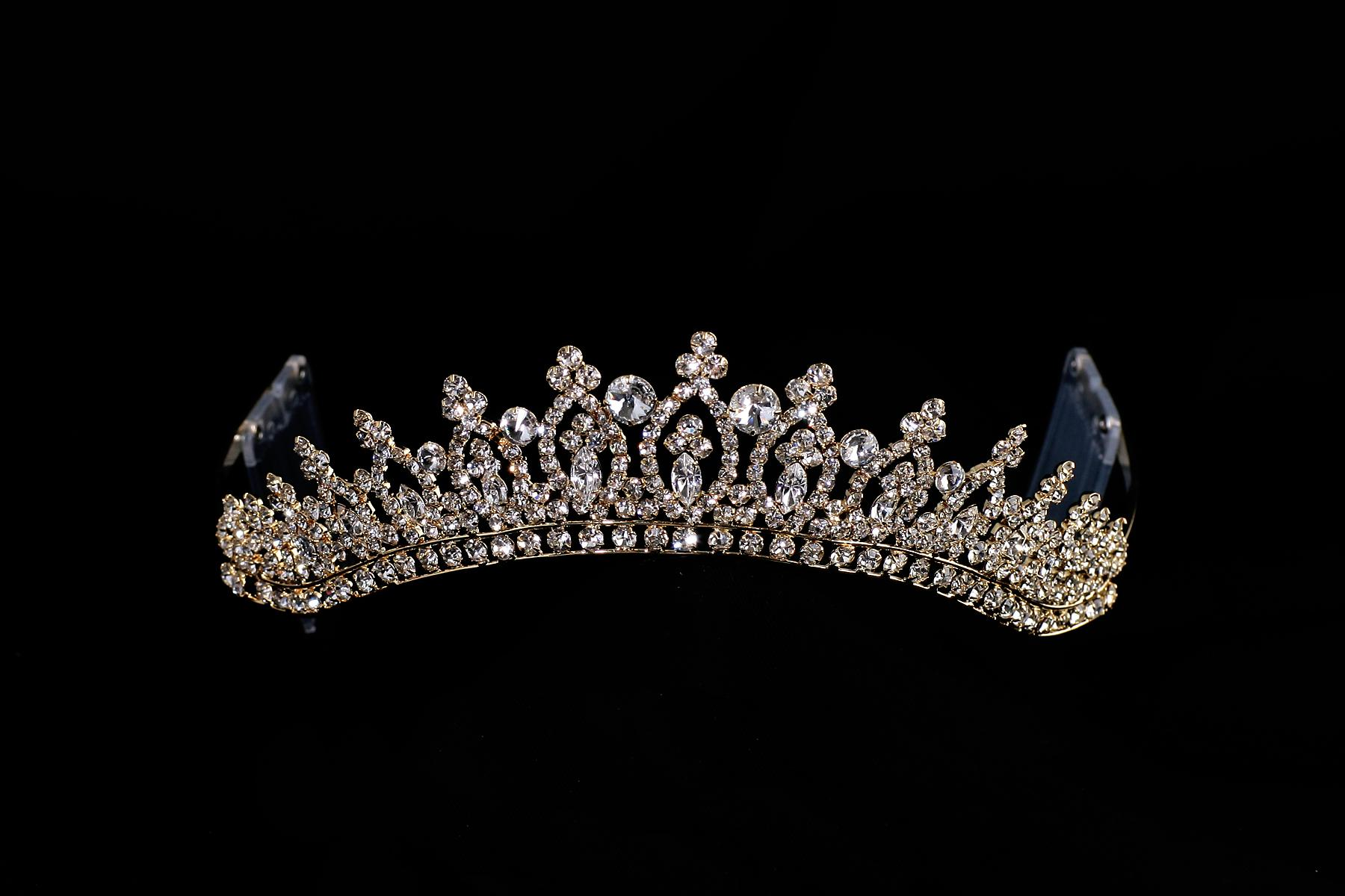 C5717 Rhinestone Headpiece
